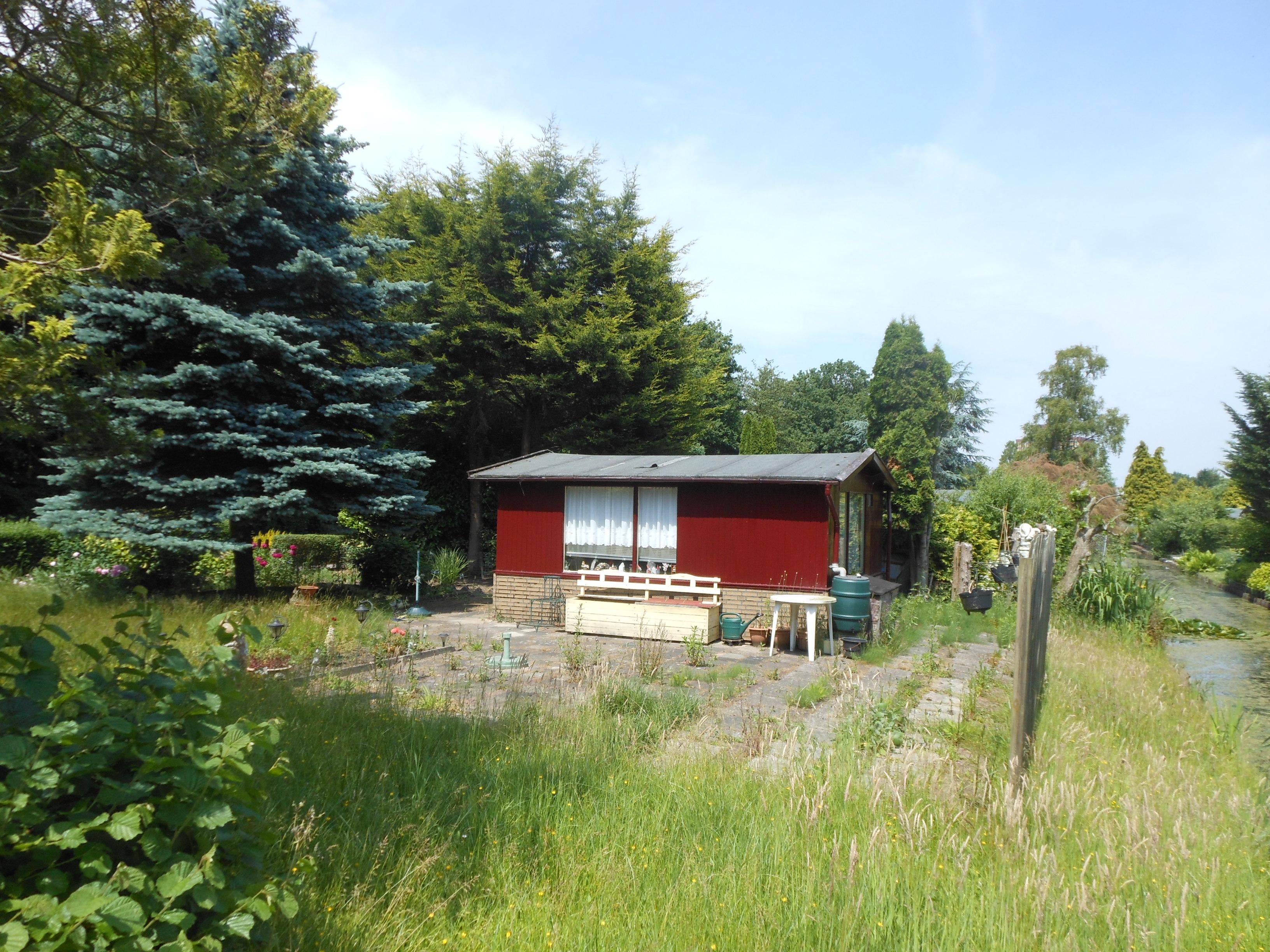 Tuinhuis 3 for Huisje te koop